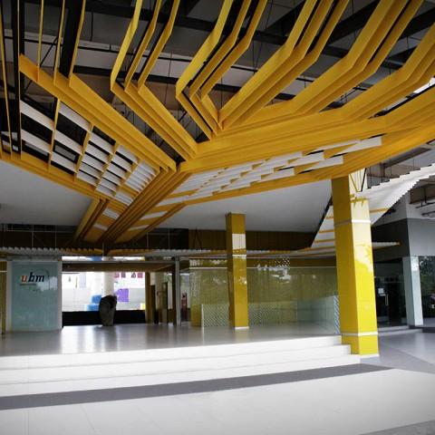 The UBM Lobby