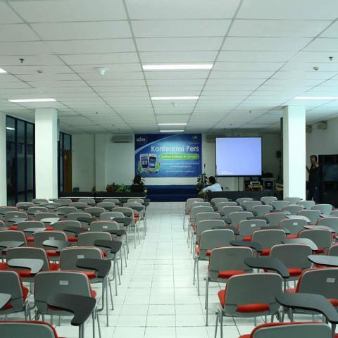 The UBM Seminar Room
